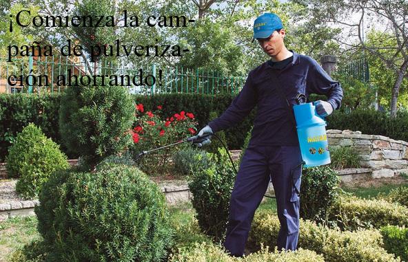 Campaña pulverización