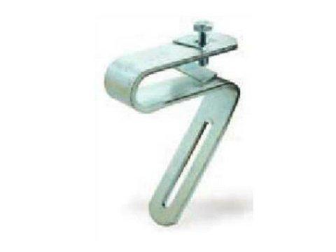 Feycofe s l canal n pvc redondo un reborde cerrado - Como colocar un canalon ...
