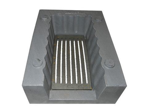 Pailas de lena para calefactoras
