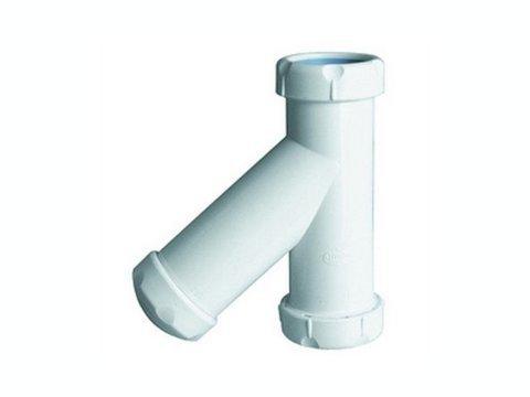 Sifon vertical tubo liso 40 jimten feycofe s l for Precio sifon fregadero