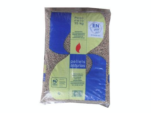 Feycofe s l estufas de pellets saco pellets asturias - Sacos de pellets ...