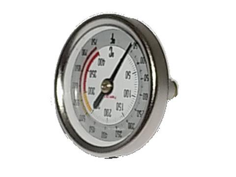 Termometro cromado cocina hergom for Repuestos cocinas hergom