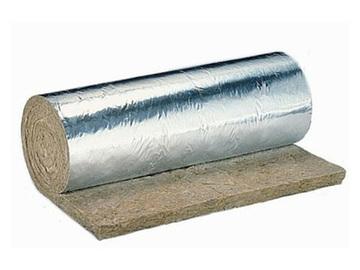 M2 lana roca aluminio 1200x80 mm - Lana de roca con aluminio ...