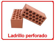Feycofe s l inicio productos materiales de - Precio ladrillo perforado ...