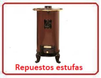 Lacunza for Repuestos cocinas hergom